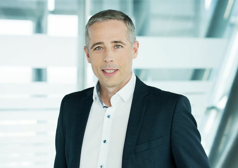 Thomas Masicek, Chief Security Officer bei T-Systems Österreich.(c) T-Systems
