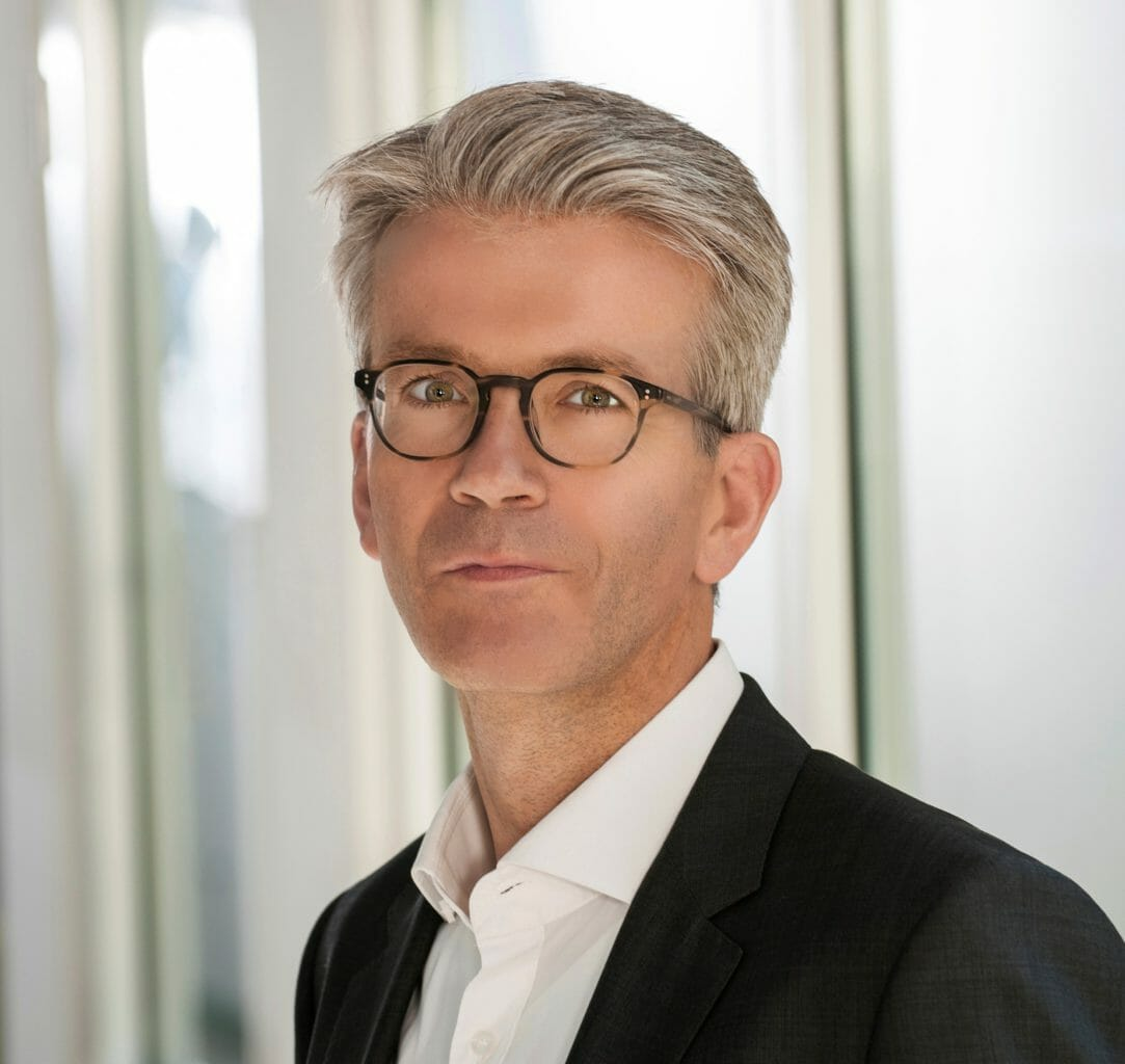 Thomas Ehrlich arbeitet als Country Manager DACH bei Varonis. (c) Varonis