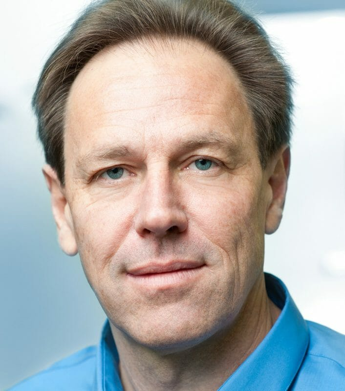 Klaus Gheri, Vice President & General Manager Network Security bei Barracuda Networks