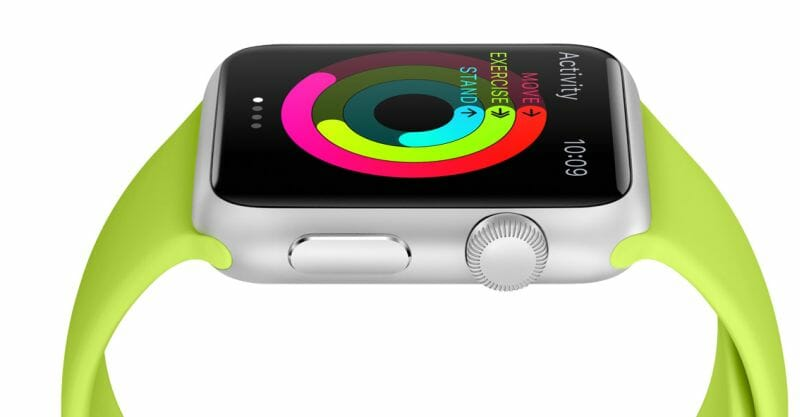 Apple Watch (c) Apple