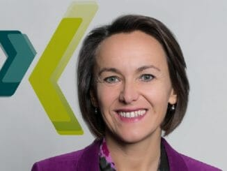 Carmen Windhaber ist Country Managerin bei Xing Österreich. (c) Xing