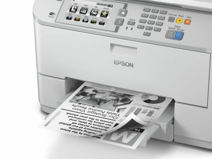Epson WorkForce Pro WF-5690DWF (c) Epson
