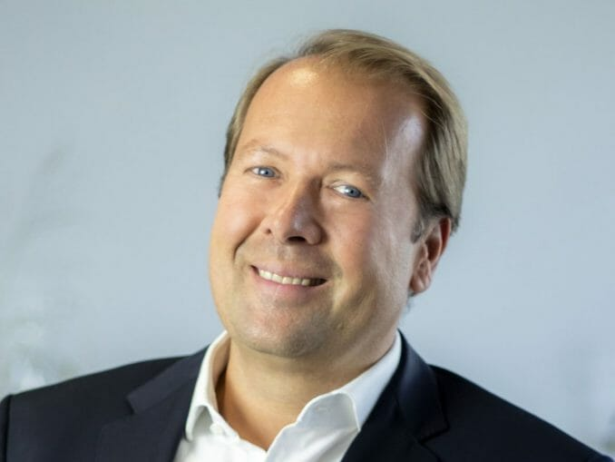 Florian Wallner ist Vice President und Chief Country Executive ACH bei Ingram Micro. (c) Ingram Micro