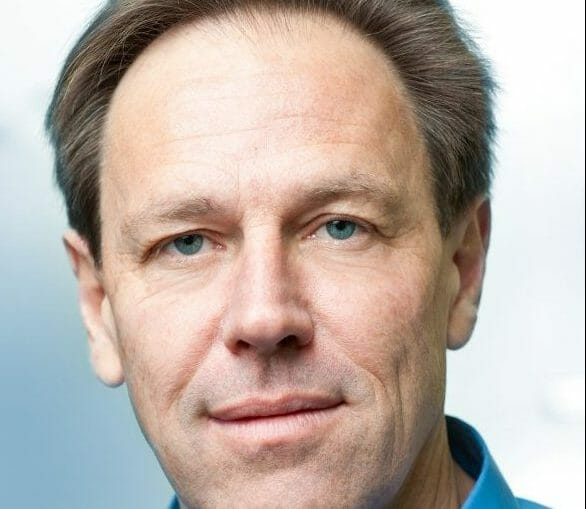 Klaus Gheri, Vice President & General Manager Network Security bei Barracuda