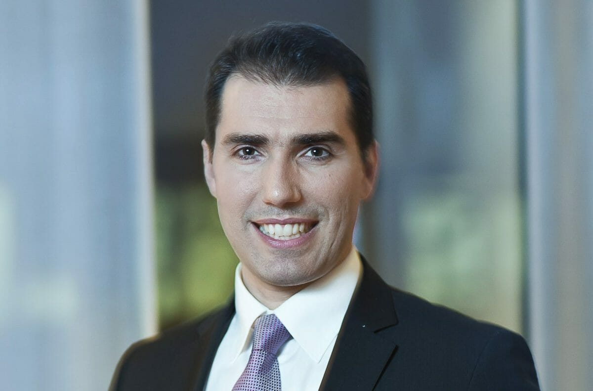 Mauro Simoncini ist Country Manager ALPS-Region bei Genesys. (c) Genesys
