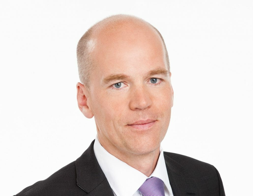 Rainer Kalkbrener ist CEO der ACP Group AG. (c) ACP
