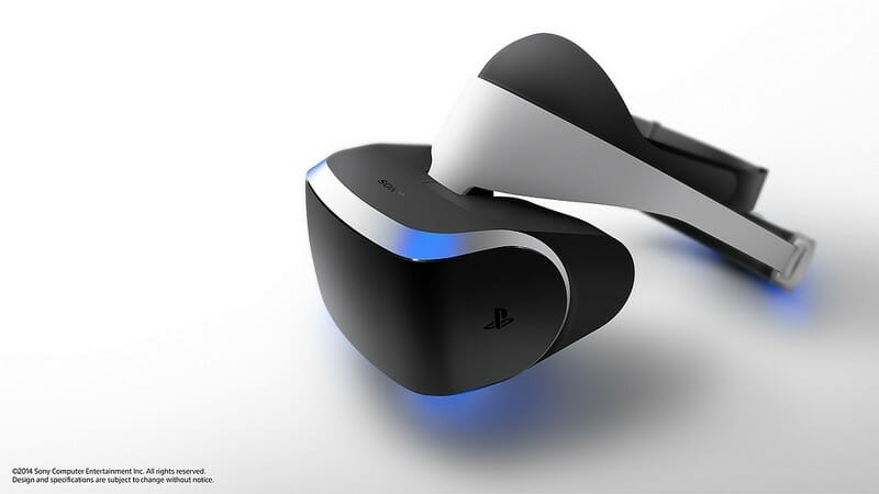 Sony Project Morpheus: Virtual Reality für die PS4 (c) Sony