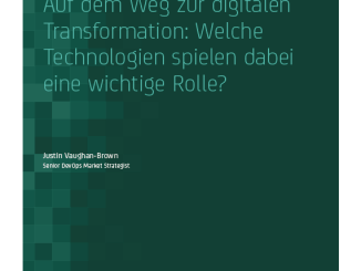 Technologien für die digitale Transformation (c) CA Technologies