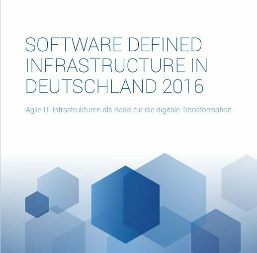 Der Nutzen von Software Defined Infrastructure (c) Fujitsu Technology Solutions GmbH