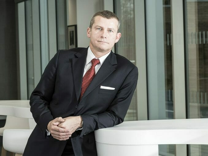Peter Trawnicek, Country Manager Austria bei VMware (c) VMware