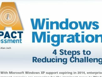 Windows 7 Migrations: 4 Steps to Reducing Challenges (c) Dell