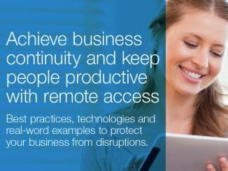 Business Continuity and Keep People Productive With Remote Access (c) Citrix