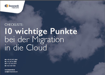 Cloud-Migration: Die 10 wichtigsten Punkte (c) leaseweb